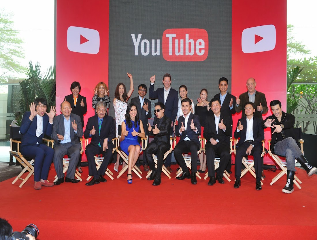 YouTube Thailand : Launching Party